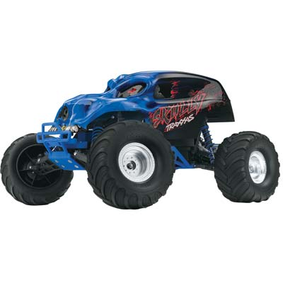 Traxxas 1/10 Skully RTR TQ 2.4GHz