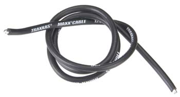 """Traxxas Wire 12-Gauge Silicone Maxx Cable 650mm/26\"""""""