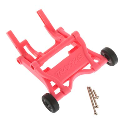 Traxxas Wheelie Bar Set Pink, Fits Stampede, Rustler And Bandit