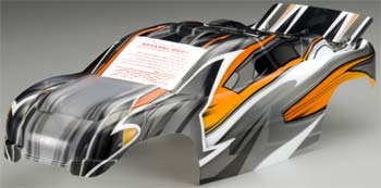 Traxxas Body Rustler VXL ProGraphix