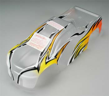 Traxxas Body T-Maxx ProGraphix