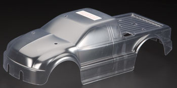 Traxxas SportMaxx Clear Body
