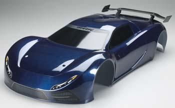 Traxxas Body Blue XO-1