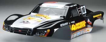 Traxxas Body, Slash 4X4 Greg Adler, 4Wd Parts(Painted Deca Ls) Fit