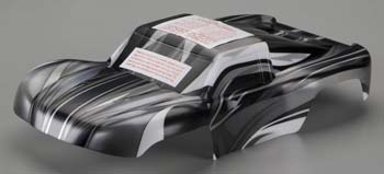 Traxxas ProGraphix Body 1/16 Slash VXL