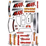 Traxxas Decal Sheet T Maxx