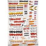 Traxxas Decal Sheet Team Traxxas