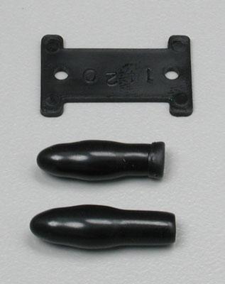 Traxxas Vinyl Caps/Antenna Spool
