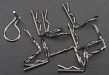 Traxxas Body Clip 90 Deg Angled (10) Revo