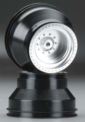 Traxxas Wheels Monster Jam Replica Satin Chr Re (2)
