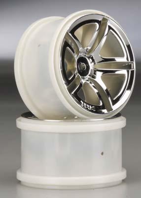 Traxxas Jato Twin Spoke 2.8 Wheels (2)