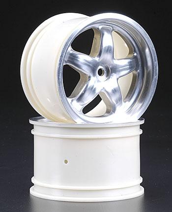 Traxxas 5-Spoke Wheel Satin Finish T-Maxx (2)