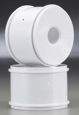 """Traxxas Dish Wheels 3.8\"""" White (2)"""