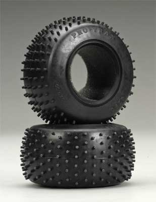 """Traxxas Tires Spiked 2.2\"""" Rr (2)"""