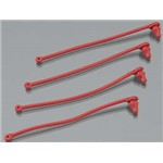 Body Clip Retainer Red Spartan (4)