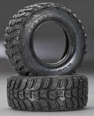 Traxxas Tires,Kumho,Ultra-Soft S1 Off Road,Dual Profile 4.3X1.7