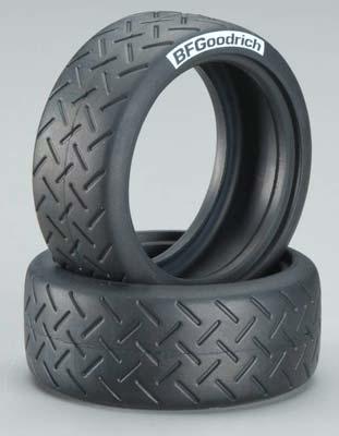 Traxxas Rally Tires, Bf Goodrich