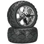 Tires & Wheels Rear Jato 3.3