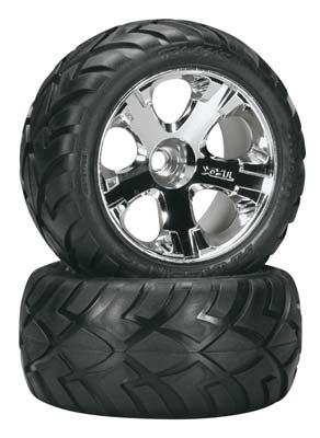 Traxxas Tires & Wheels Front Jato 3.3