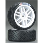 Rally Wheels/Bf Goodrich Tires Soft Compound (2)