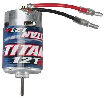 Traxxas Motor Titan 12T 550 (12-Turns)