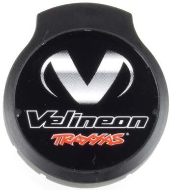 """Traxxas Motor Cover Endbell \""""V\"""" 3500"""