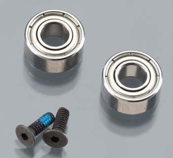 Traxxas Velineon Rebuild Kit-Shims(2) Bearings(2) Ccs (2)