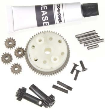Traxxas Planetary Gear Diff W/Steel Ring Gear Slash/Bandit /Stampe