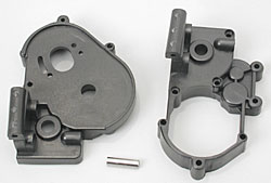 Traxxas Gearbox Halves (R&S)