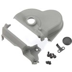 Traxxas Cover, Gear Upper & Lower-Use W/Motor Plate Tra3977x