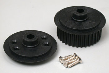 Traxxas Differential Side Cover & Screws