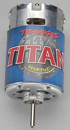 Traxxas Titan Marine 550 Motor Villain EX