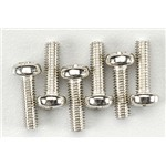 Traxxas Round Head Screw 3x10mm (6)