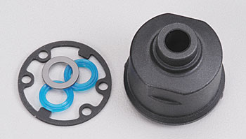 Traxxas Diff Carrier / X-Ring Gaskets (2) / Ring Gear Gask Et/ 6 X 1