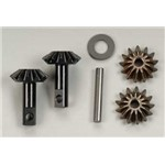 Traxxas Diff Gear Set (Output Gears (2)/Spider Gears (2)/S Pider G