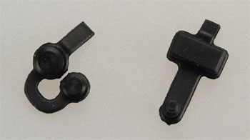 Traxxas Rubber Plug/Charge Jack/2 Speed Adj Jato