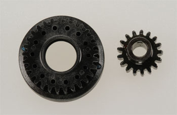 Traxxas 2-Speed Gear Set Jato
