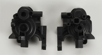 Traxxas Left & Right Gearbox Halves Jato