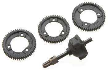 Traxxas Diff Kit Center Slash 4X4