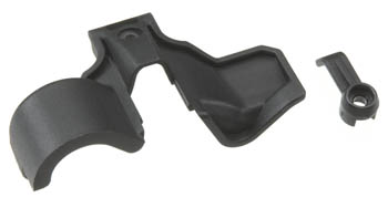 Traxxas Cover, Gear/ Motor Wire Hold-D