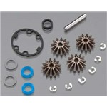 Traxxas Gear Set, Differential, Output Gears, Spider Gears, Hardware,