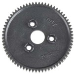 Spur Gear 68T 0.8 Pitch