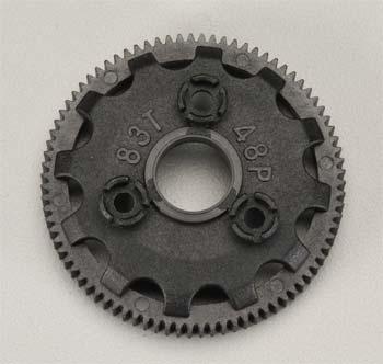 Traxxas Spur Gear (83T) 48P