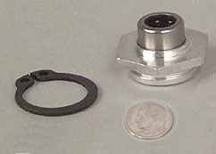 Traxxas Gear Hub Assembly w/Bearing/Snap Ring T-Maxx