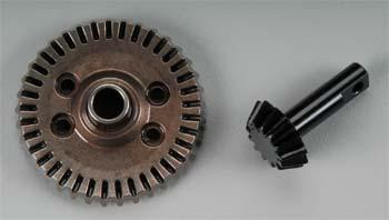 Traxxas Diff Ring Gear / Pinion Gear Revo