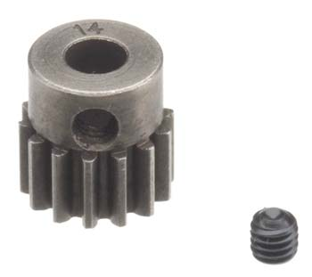 Traxxas Gear, 14-T Pinion (32-Pitch) (