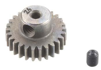 Traxxas Gear 48P 26T Pinion 2.3mm Shaft / Set Screw