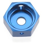 Brake Adapter Hex Aluminum Blue