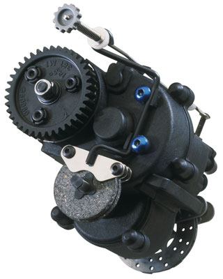 Traxxas Adjustable Rear Brake Kit Revo