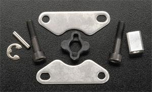 Traxxas Brake Pads (2)/Brake Disc Hub Brake Piston Jato/Re Vo